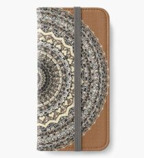 Bygone Love Mandala  iPhone Wallet/Case/Skin