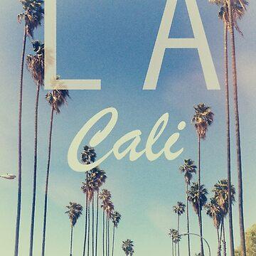 LA Cali by anastasiadueva
