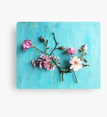Flowers of Spring Metal Print