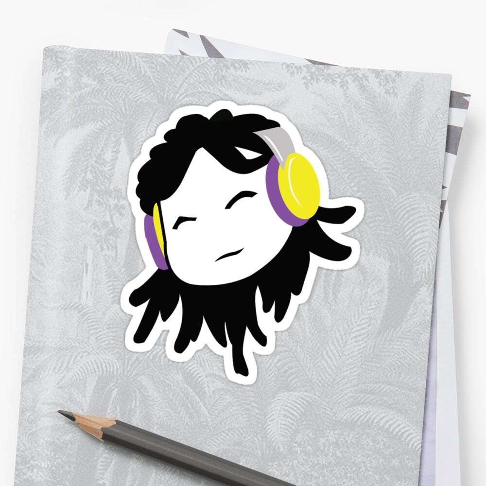 Stimmung Sticker