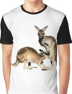Mother and Joey Graphic T-Shirt