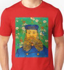 Vincent van Gogh Portrait of Joseph Roulin Unisex T-Shirt