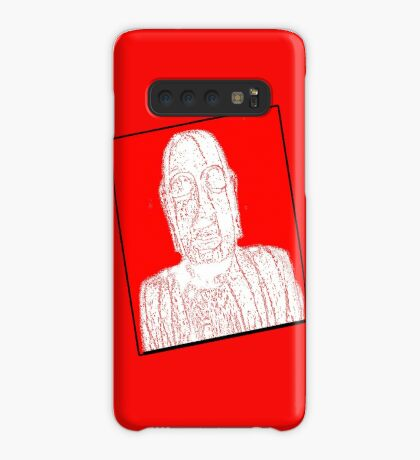 Karma Red  Case/Skin for Samsung Galaxy
