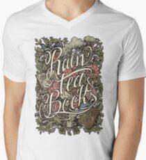 Rain, Tea & Books - Color version T-Shirt