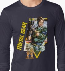 Metal Gear Long Sleeve T-Shirt