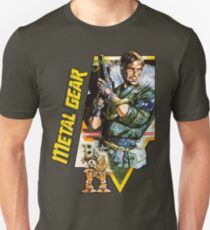 Metal Gear Slim Fit T-Shirt