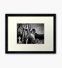 If the Angels Wept Framed Print