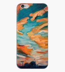 Long Ago Sky iPhone Case