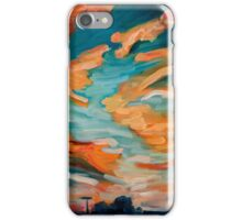 Long Ago Sky iPhone Case/Skin