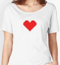 You Fill My Heart (Containers) Women's Relaxed Fit T-Shirt