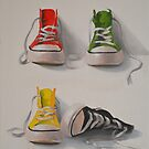 CONVERSE VI by RosaFedele
