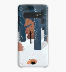 Asleep in the Woods Case/Skin for Samsung Galaxy