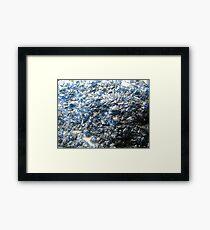 Mongolian Fluorite #1 Framed Print