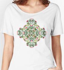 Little red riding hood - mandala pattern Women's Relaxed Fit T-Shirt