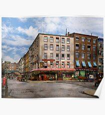 City - New York NY - Fraunce's Tavern 1890 Poster