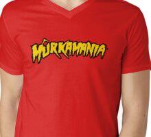 Whatcha Gonna Do? (murkamania) Mens V-Neck T-Shirt