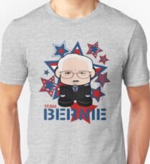Team Bernie Politico'bot Toy Robot Slim Fit T-Shirt
