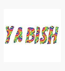 Kendrick Lamar - Ya Bish Photographic Print