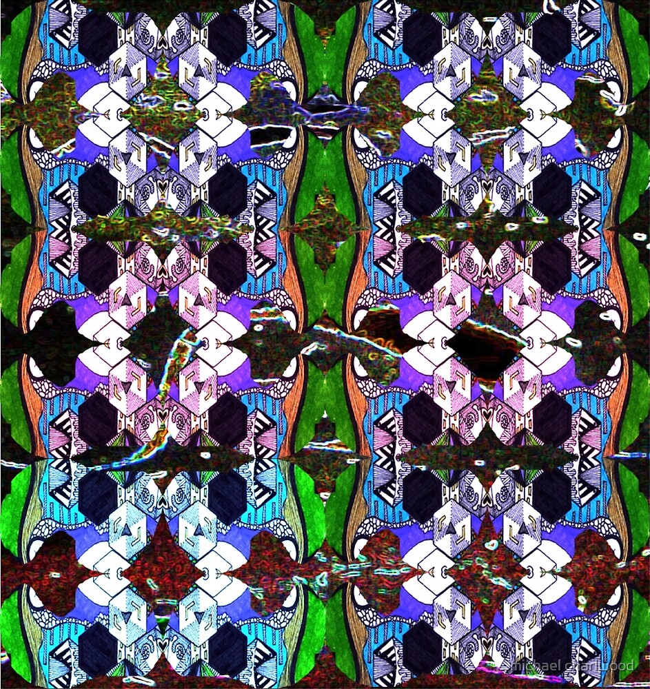patterns of life - flowers of logic by michael charlwood