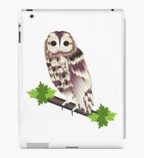 Illustrated Owl iPad Case/Skin