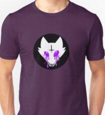 Pastel Goth Fox Unisex T-Shirt