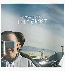 Modern Baseball - Holy Ghost Poster