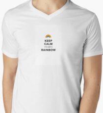 Keep Calm Rainbow T-Shirt
