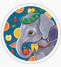 Edmundo, Fruitful Leader Sticker