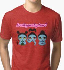 Fruity Oaty Bar! Shirt (Firefly/Serenity) Tri-blend T-Shirt
