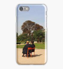 Existentialism iPhone Case/Skin