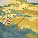 Arabian Nights City  by HAJRA MEEKS