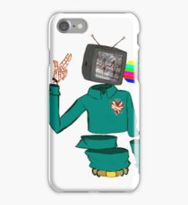 We Don't Believe Our Hands are Guns iPhone Case/Skin