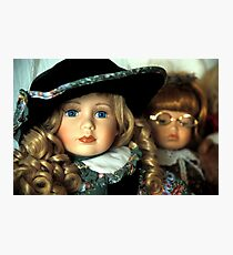 Dolls Photographic Print