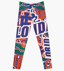 University of Florida collage Leggings