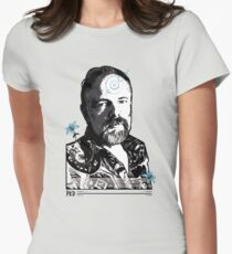 Phillip K. Dick Womens Fitted T-Shirt