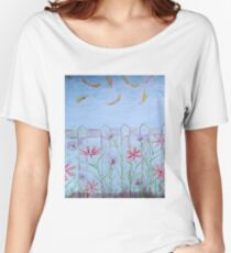 The fence Women's Relaxed Fit T-Shirt