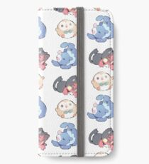 Pokemon    sun and moon starter    Cheebs iPhone Wallet/Case/Skin