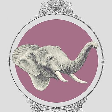 Victorian Elephant by pixelspin