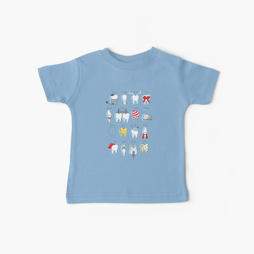 Dental Definitions Baby T-Shirt