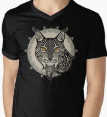 MISTRESS OF NIGHT Men's V-Neck T-Shirt
