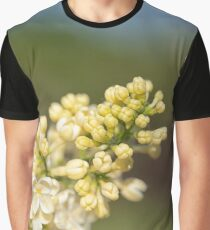 Yellow lilac Graphic T-Shirt
