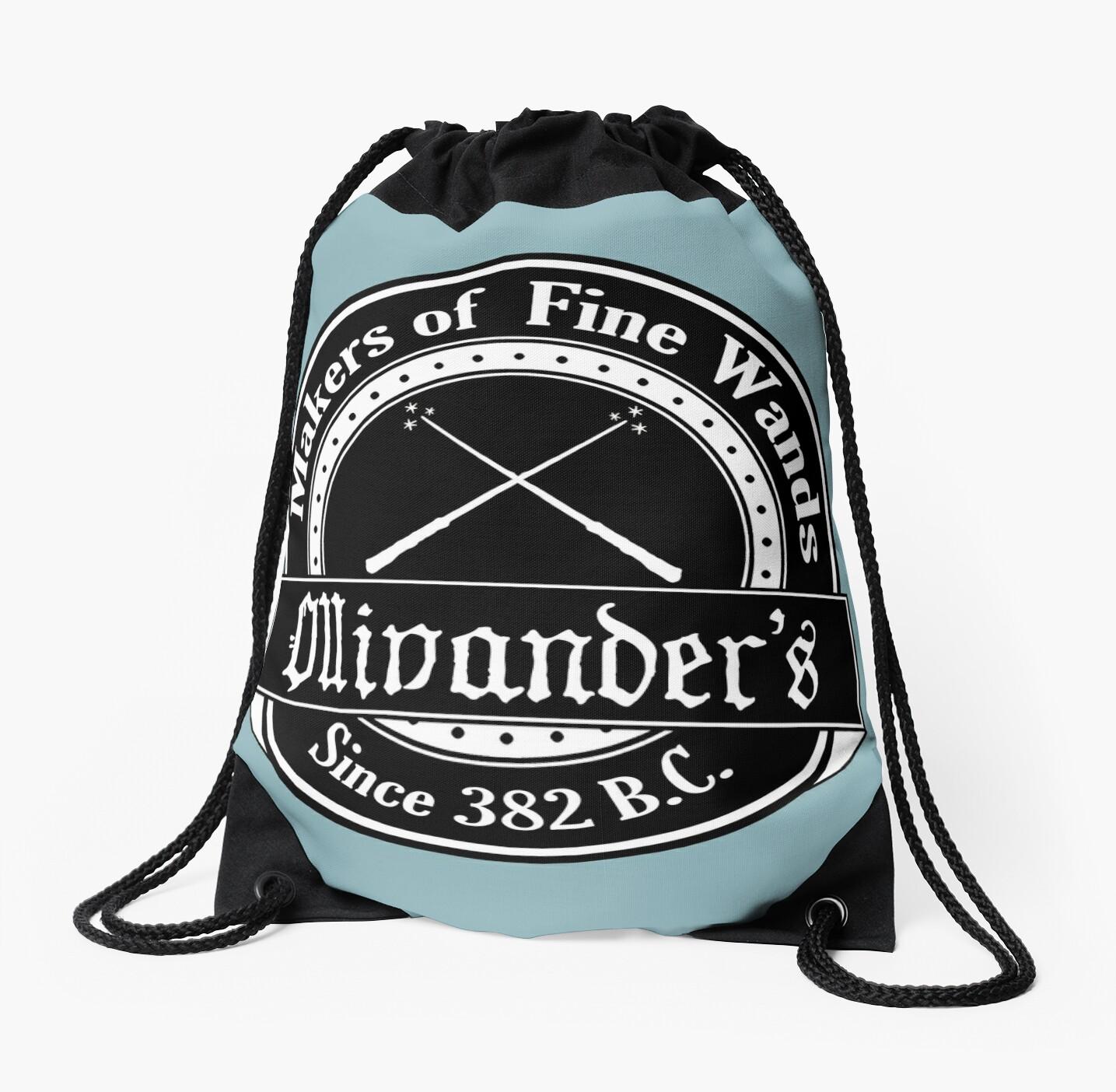 Ollivander's Wand Shop Logo