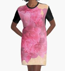 In the pink Graphic T-Shirt Dress