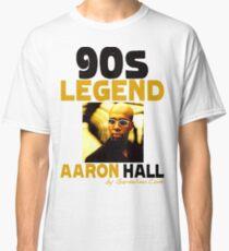 AARON HALL Classic T-Shirt