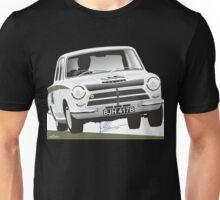 Jim Clark's Ford Cortina Lotus 1964 Unisex T-Shirt