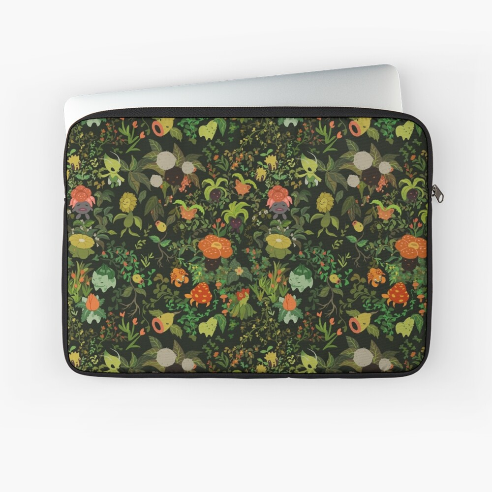Forest Creatures Laptop Sleeve