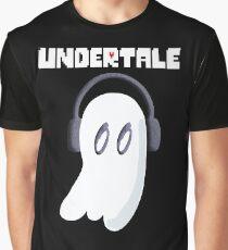Booo - Undertale Graphic T-Shirt