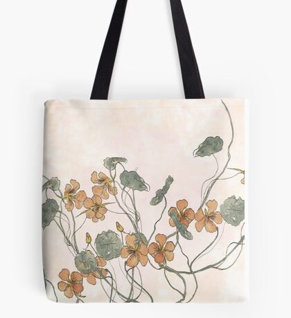 Winding Tote Bag