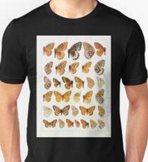 The Macrolepidoptera of the world a systematic account of all the known Butterflies Moths Adalbert Seitz V1 V3 1906 174 Argynnis Euptoieta T-Shirt