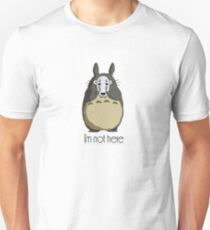 Totoro I'm not here T-Shirt